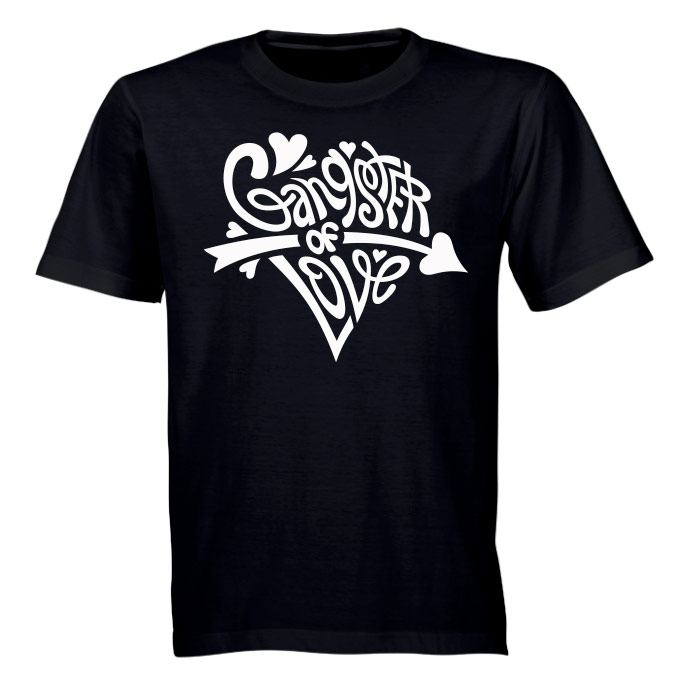 Gangster of Love T-Shirt